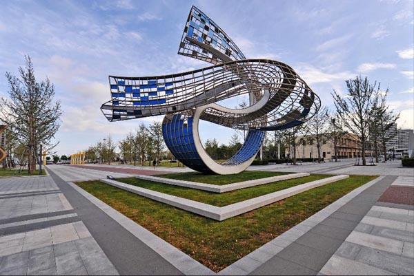大型雕塑,城市雕塑,標記性雕塑